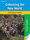 Colonizing The New World Book PDF