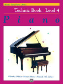 Alfred s Basic Piano Library  Technic Book 4