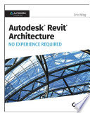 Autodesk Revit 2017 for Architecture Book