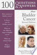 100 Questions   Answers About Bladder Cancer Book