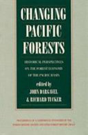 Changing Pacific Forests