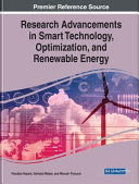 Research Advancements in Smart Technology  Optimization  and Renewable Energy