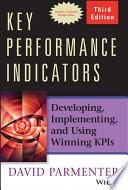 Key Performance Indicators Book