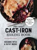 The Best Cast Iron Baking Book