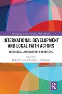 International Development and Local Faith Actors