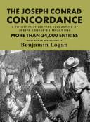 The Joseph Conrad Concordance
