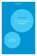 The T N  Madan Omnibus