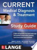 CURRENT Medical Diagnosis and Treatment Study Guide