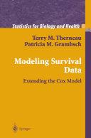 Modeling Survival Data  Extending the Cox Model