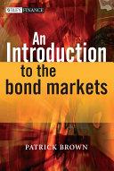 An Introduction to the Bond Markets Pdf/ePub eBook