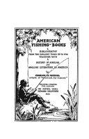 American Fishing Books