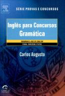 Inglês Para Concursos - Gramática