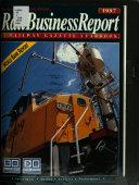 Rail Business Report Book