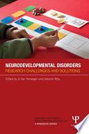 Neurodevelopmental Disorders Book PDF
