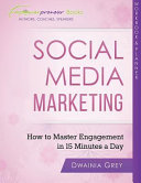 Social Media Marketing Workbook and Planner
