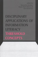 Disciplinary Applications of Information Literacy Threshold Concepts