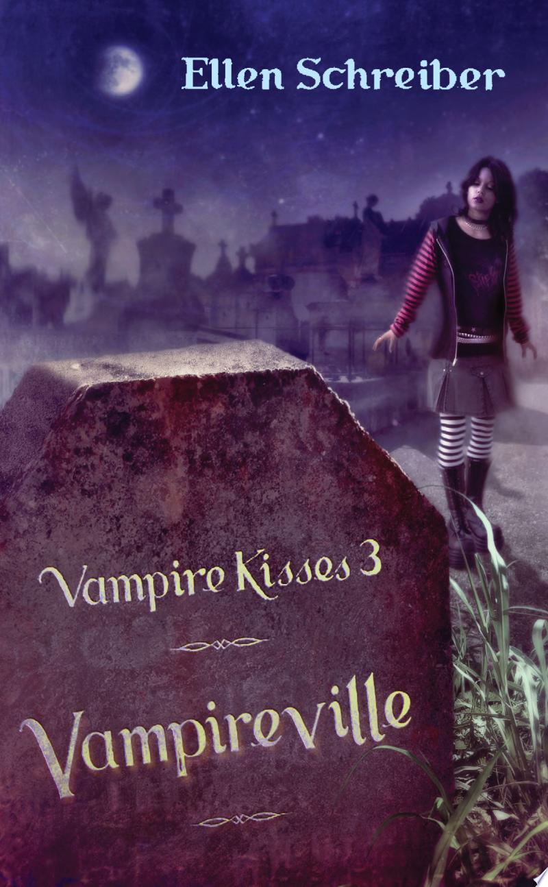 Vampire Kisses 3: Vampireville banner backdrop