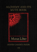ALCHEMY AND ITS MUTE BOOK