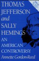 Thomas Jefferson and Sally Hemings