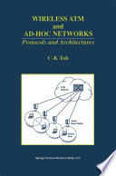 Wireless Atm And Ad Hoc Networks PDF