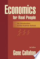 Economics for Real People