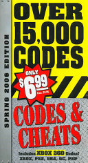 Codes and Cheats Spring