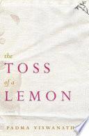 The Toss of a Lemon Pdf/ePub eBook