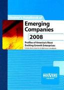 Hoover's Handbook of Emerging Companies 2008