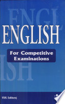 English for Competitive Imagination