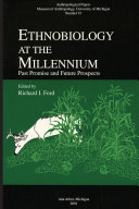 Anthropological Papers Book