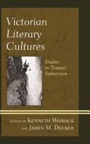 Victorian Literary Cultures Pdf/ePub eBook