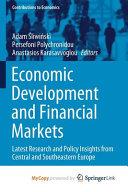 Economic Development and Financial Markets