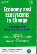 Economy and Ecosystems in Change