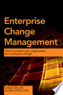 Enterprise Change Management