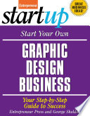 Start Your Own Graphic Design Business Book PDF