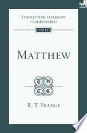 Tntc Matthew