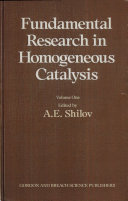 Proceedings of the Fourth International Symposium on Homogeneous Catalysis  Leningrad  USSR  September 24 28  1984