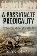 Pdf A Passionate Prodigality