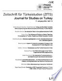 Zeitschrift für Türkeistudien