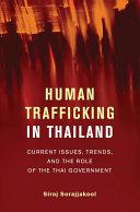 Pdf Human Trafficking in Thailand