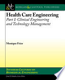 Health Care Engineering  Part I