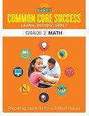 Barron's Common Core Success Grade 3 Math