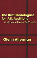 Best monologues for all auditions: (and how to prepare for them!)