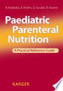 Paediatric Parenteral Nutrition