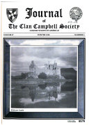 Journal of the Clan Campbell Society  United States of America