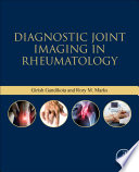 Diagnostic Joint Imaging in Rheumatology Book