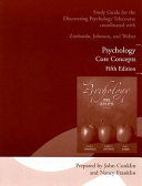 Psychology  Core Conepts Fifth Edition Book PDF