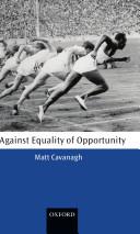 Against Equality of Opportunity Pdf/ePub eBook