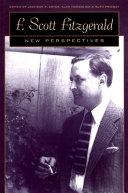 F. Scott Fitzgerald [Pdf/ePub] eBook