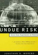 Undue Risk Pdf/ePub eBook